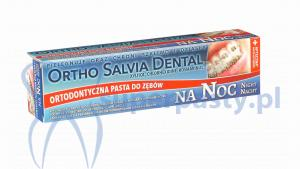 Ortho Salvia Dental Fluor Noc 75ml