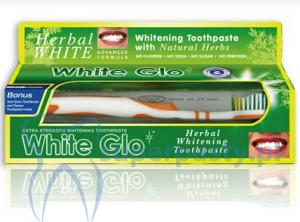 White Glo Herbal Whitening Toothpaste 100 ml